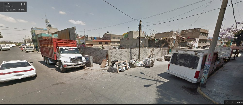 Av 5, Mexico City