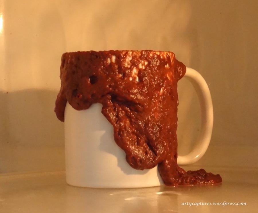 coffee cup goo