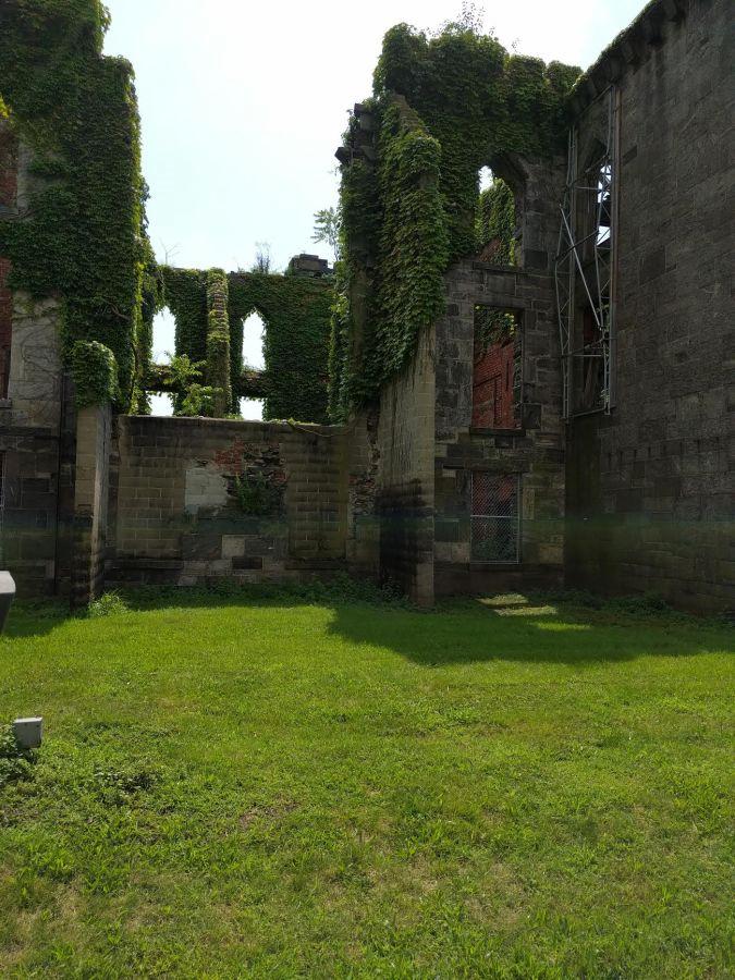 Renwick Ruins