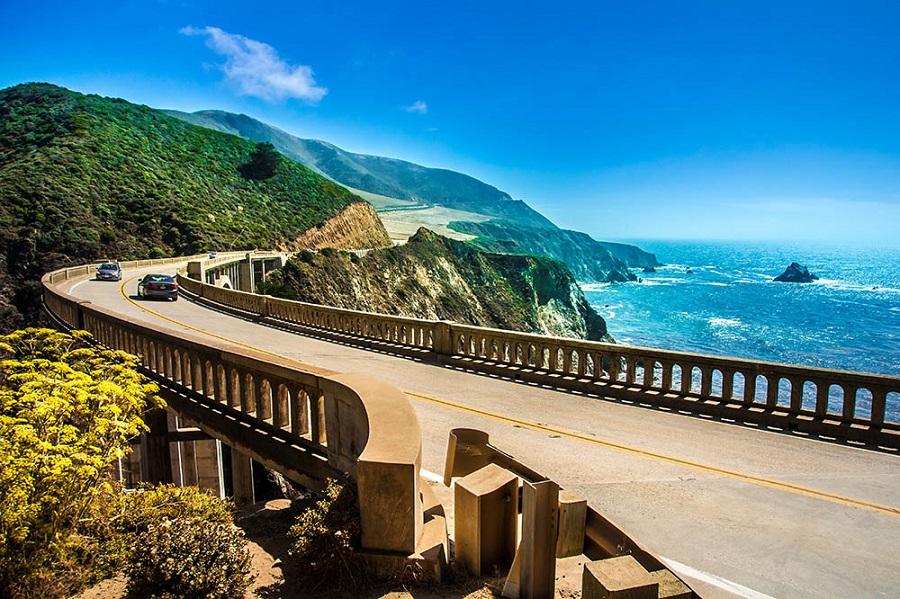 coast highway drive