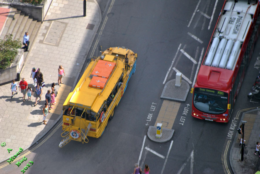london bus line