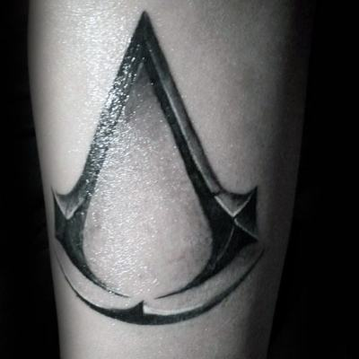 assassin's tattoo