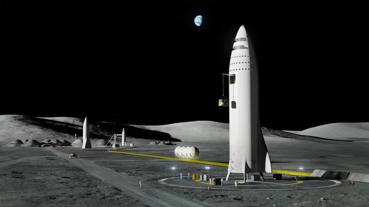 moon base musk