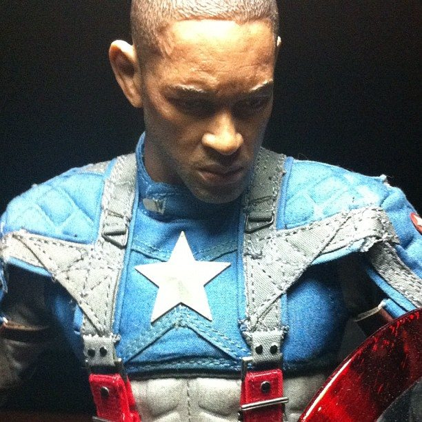 will smith captain america