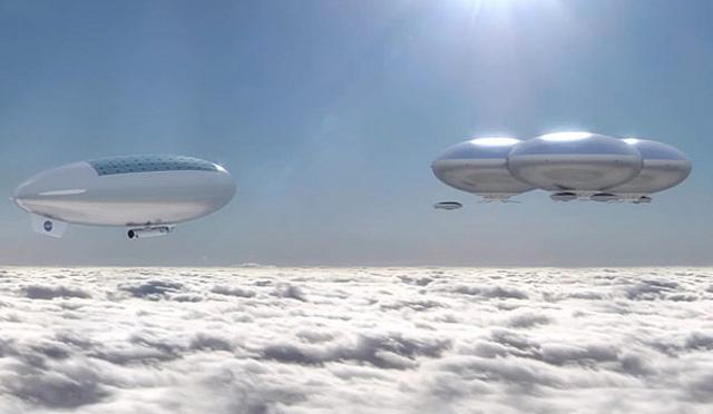 venus airships
