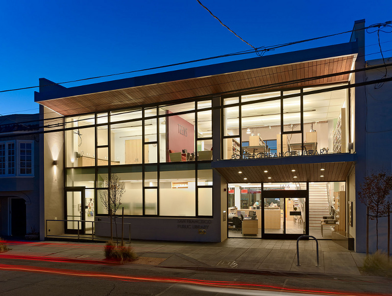 Potrero Branch Library