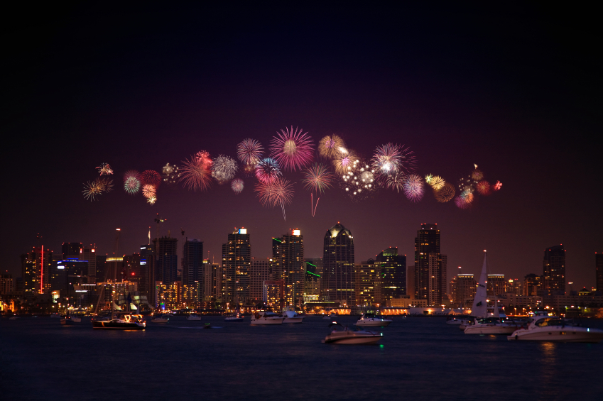 New Year's Eve San Diego