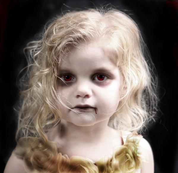 child vampire