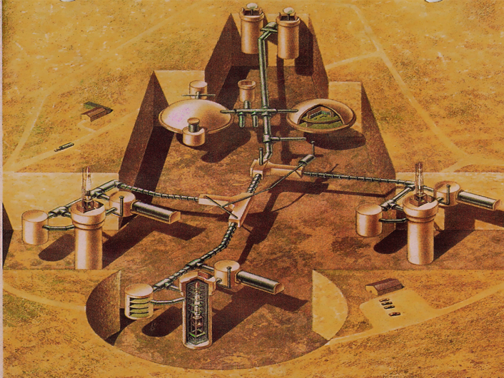 missile complex