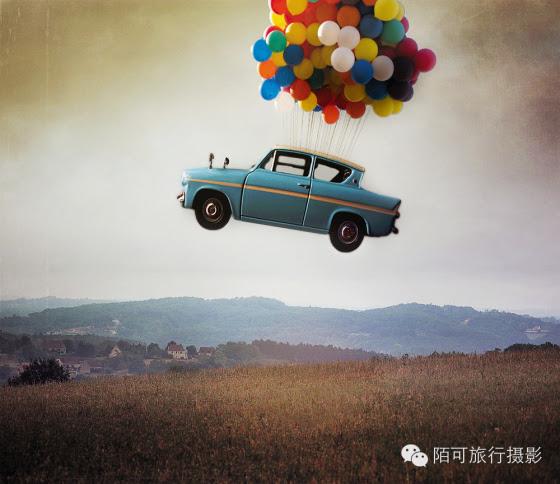 car balloons
