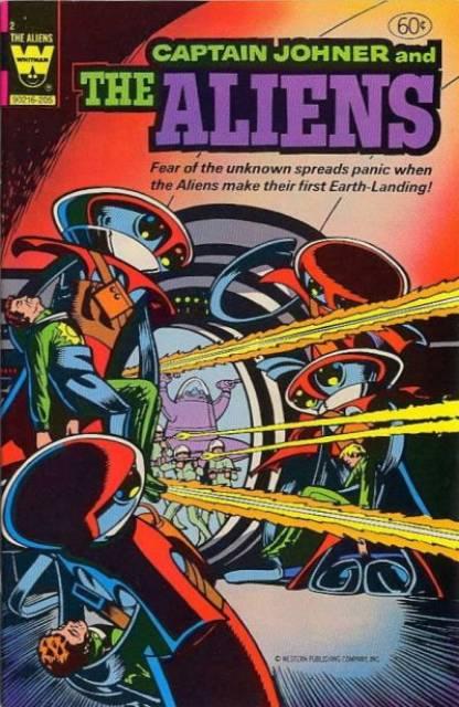 aliens manning