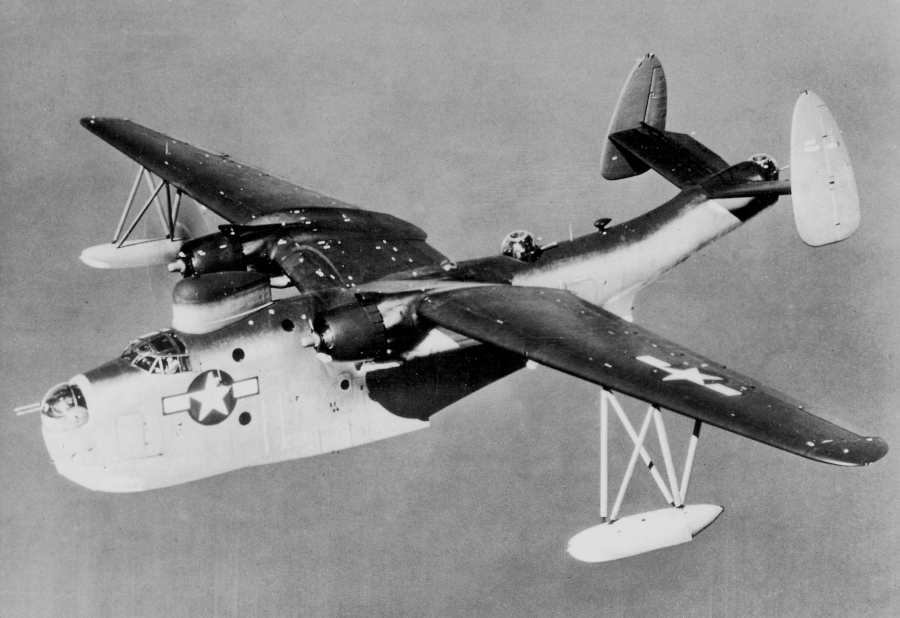 U.S. Navy Martin PBM-5
