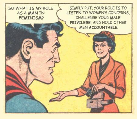 """Lois """"female-splaining"""""""
