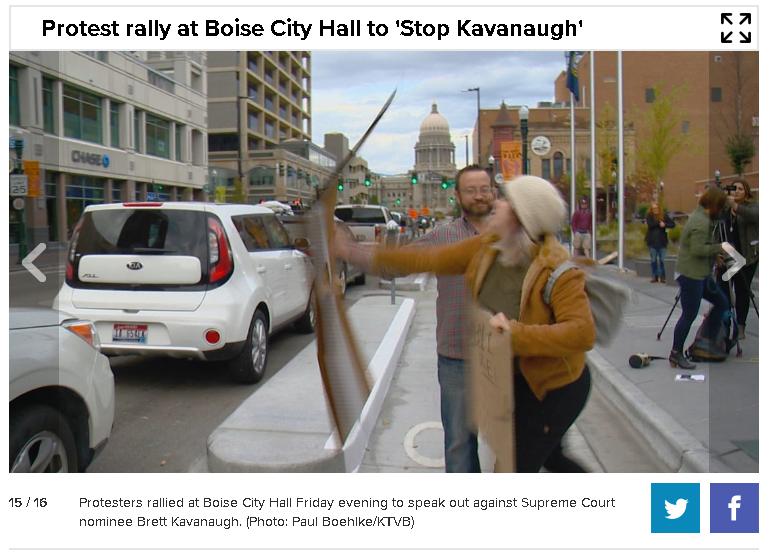 Kav protest 2