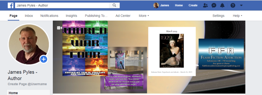 ff author page