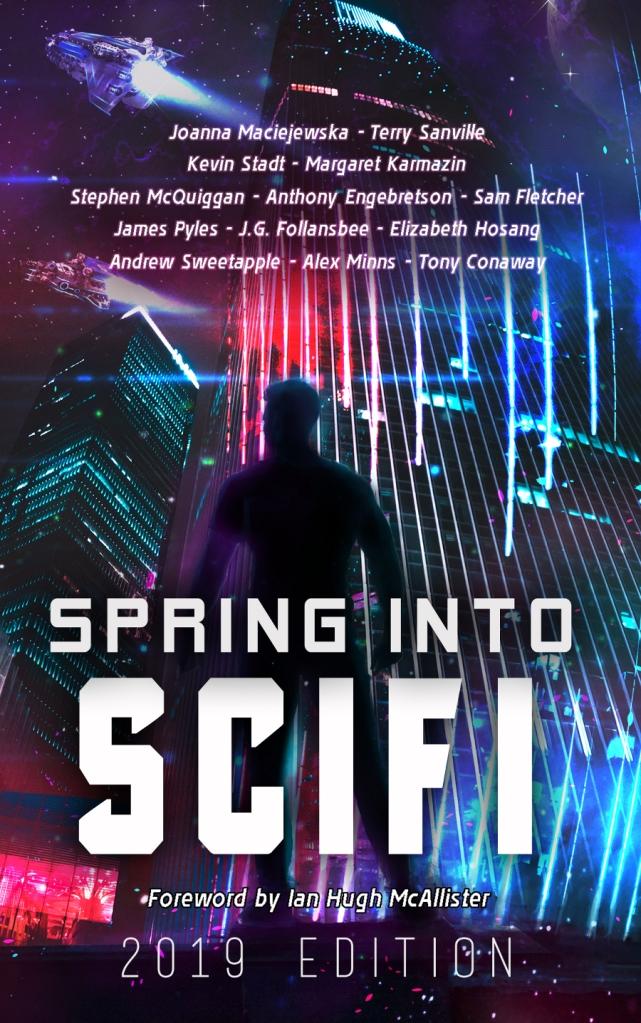 spring scifi